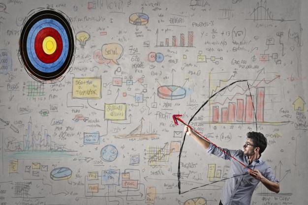 A importância de estabelecer metas