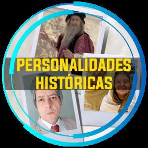 PERSONAGENS HISTÓRICOS